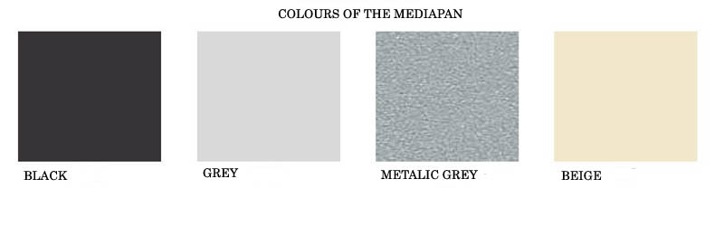 COLOURS OF THE MEDIAPAN