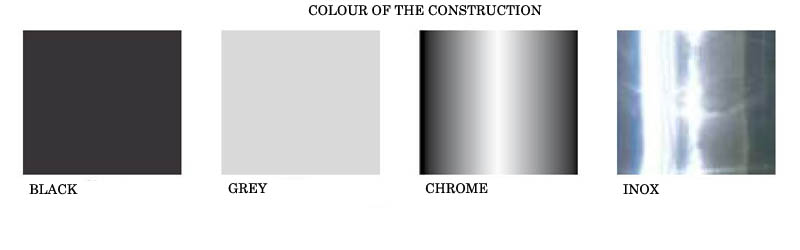 COLOUR OF THE CONSTRUCTION