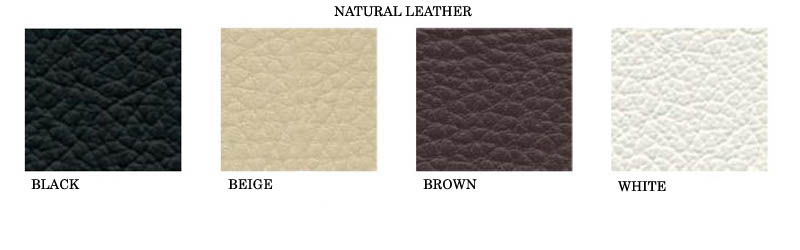 NATURAL LEATHER